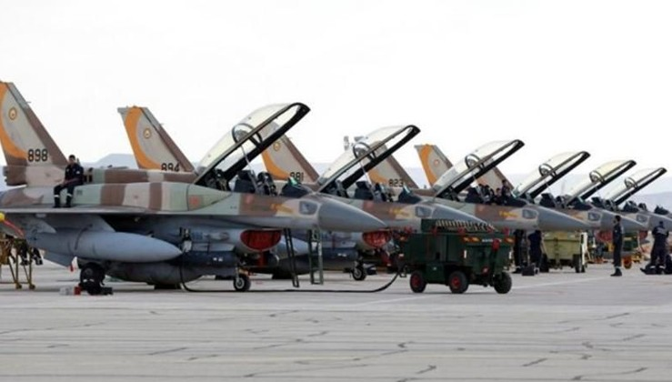 Türkiye'ye örtülü tehdit: İsrail ile Rum yönetiminden ortak askeri tatbikat!