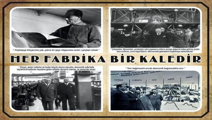Yeni Türkiye'nin ilk ve en önemli düşüncesi siyasal değil, ekonomiktir