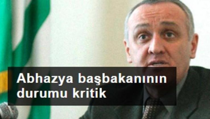 Abhazya Başbakanı Ankvab'ın durumu kritik
