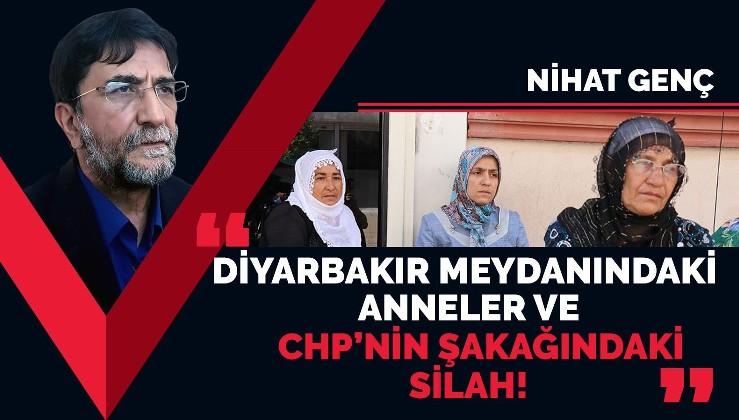 Nihat Genç'ten sert uyarı: RTE'yi indirmek uğruna ülkenin bir yarısını PKK'ya hediye etmeye kalkışmayın,CHP'nin intiharı olur