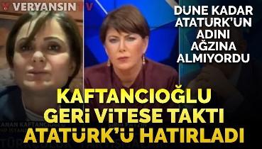 Halk TV'de Kaftancıoğlu'nu aklama programı... Atatürk'le sorunu yokmuş!