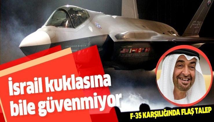İsrail gazetesi duyurdu: BAE'ye F-35 satılmasına yeşil ışık yakan İsrail, hava üstünlüğünü korumak için ABD'den F-22 talep etti
