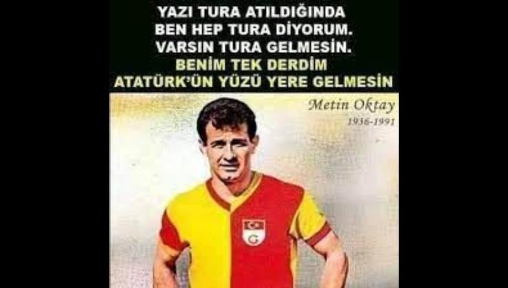Metin Oktay'ın unutulmaz Atatürk hikayesi