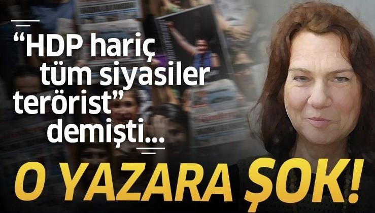 Son dakika: Kapatılan Özgür Gündem davasında yazar Aslı Erdoğan'ın 9 yıla kadar hapsi istendi.