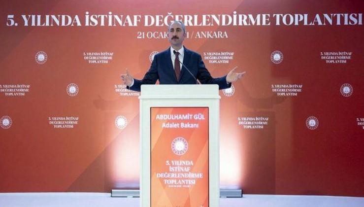 SON DAKİKA: Adalet Bakanı Gül'den sosyal medyadan tutuklama siparişi verenlere sert tepki