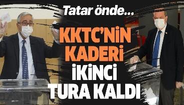 Son dakika: KKTC'de Ersin Tatar'ın önde olduğu cumhurbaşkanlığı seçimleri 2. tura kaldı | İŞTE OY ORANLARI