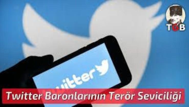 Twitter Baronlarının Terör Seviciliği
