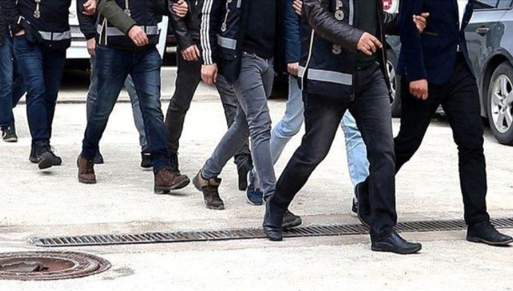İzmir ve İstanbul merkezli FETÖ operasyonu: 96 tutuklama!