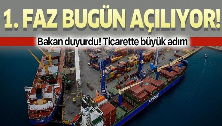 Son dakika: Bakan Pekcan duyurdu: Kolay ihracat platformu kuruldu