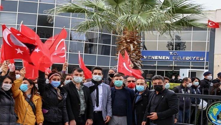 Son dakika: İzmir Menemen Belediyesi Cumhur ittifakına geçti!