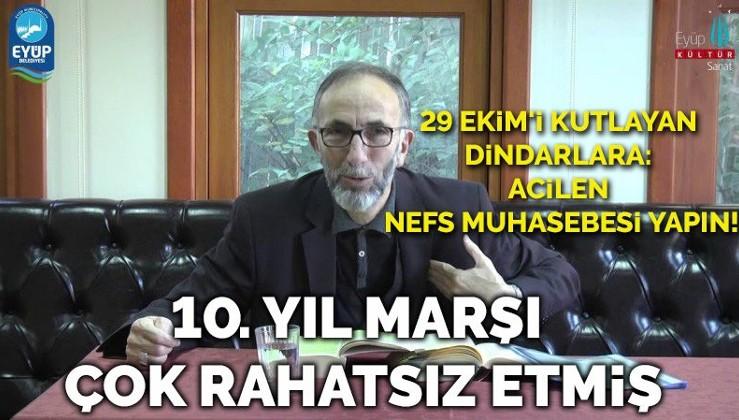 29 Ekim için kutlama ilanı veren 'dindarları' topa tuttu: Acilen bir nefs muhasebesi yapın!