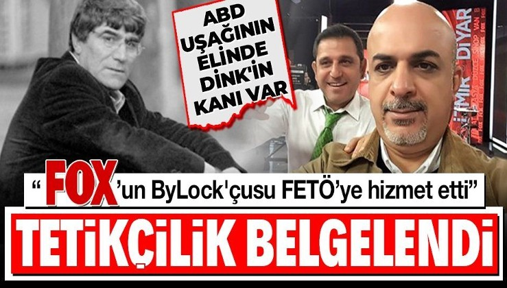 Nedim Şener: Hrant Dink suikastı Ergenekon kumpasının başlaması için FETÖ'nün yol verdiği bir cinayettir
