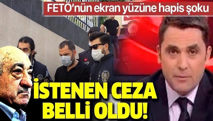 SON DAKİKA: FETÖ'nün ateşli spikeri Erkan Akkuş'a dava: 15 yıl hapsi isteniyor