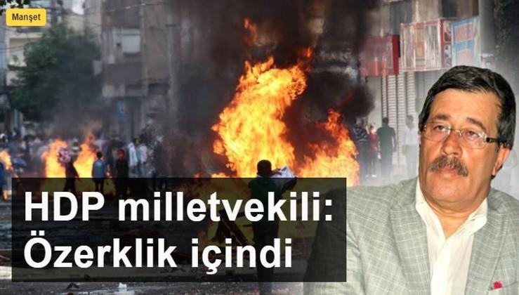 Eski HDP Milletvekili İbrahim Binici: Eylemler özerklik ilanı içindi