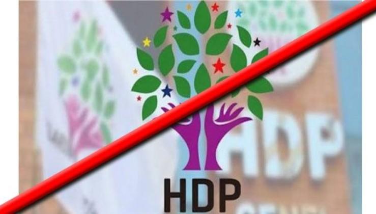 HDP'nin, operasyonlardan rahatsızlığı da iddianamede
