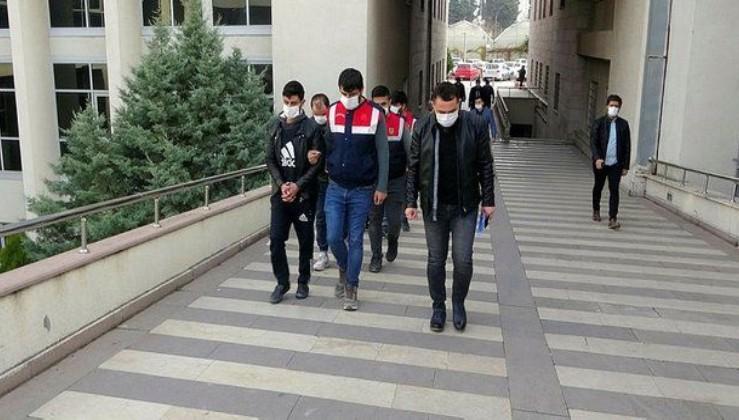 Osmaniye'de DEAŞ operasyonu! 3 kişi tutuklandı