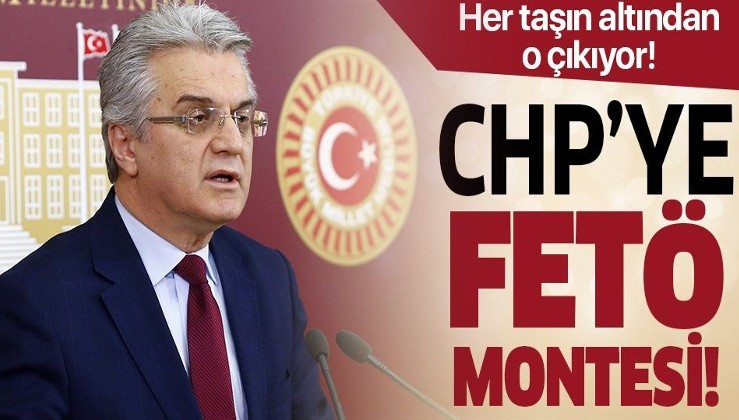 CHP'deki krizin kilit ismi Bülent Kuşoğlu! Partiye FETÖ eliyle mi monte edildi?