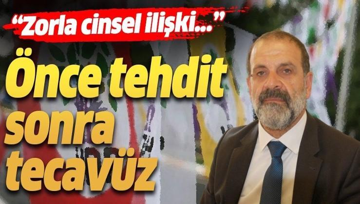 Önce tecavüz sonra tehdit! HDP'li Tuma Çelik'in tecavüzüne uğrayan D.K. dehşet anlarını anlattı