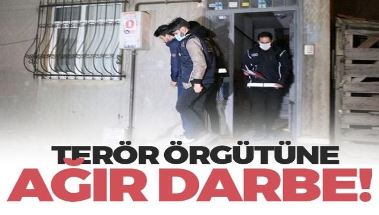 SON DAKİKA: 3 ilde terör örgütü PKK'ya şafak baskını: Çok sayıda şüpheli gözaltına alındı