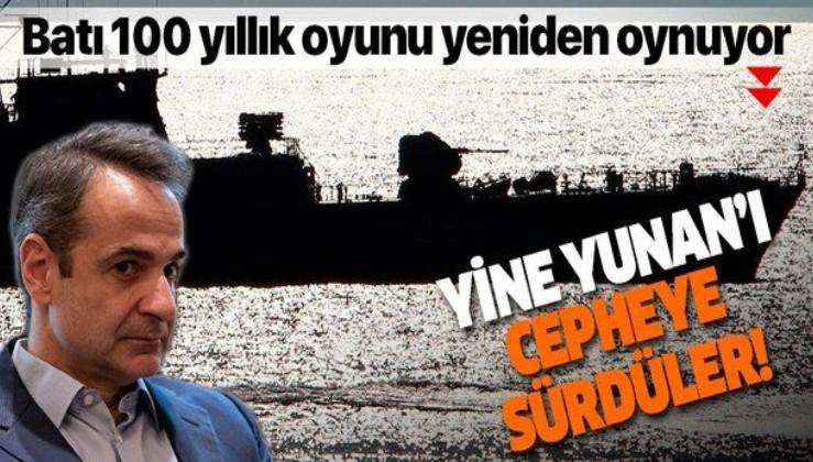 Türkiye'nin Doğu Akdeniz'deki hakimiyetinden rahatsız olan devletlerden Yunanistan'a indirim üstüne indirim