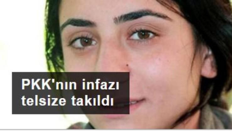 PKK'nın infaz gerçeği teröristlerin telsiz konuşmalarıyla ortaya çıktı