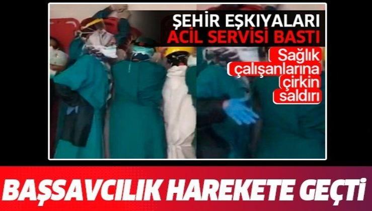 Son dakika: Ankara Cumhuriyet Başsavcılığı duyurdu: Keçiören'de sağlık çalışanlarına yapılan saldırıya soruşturma başlatıldı