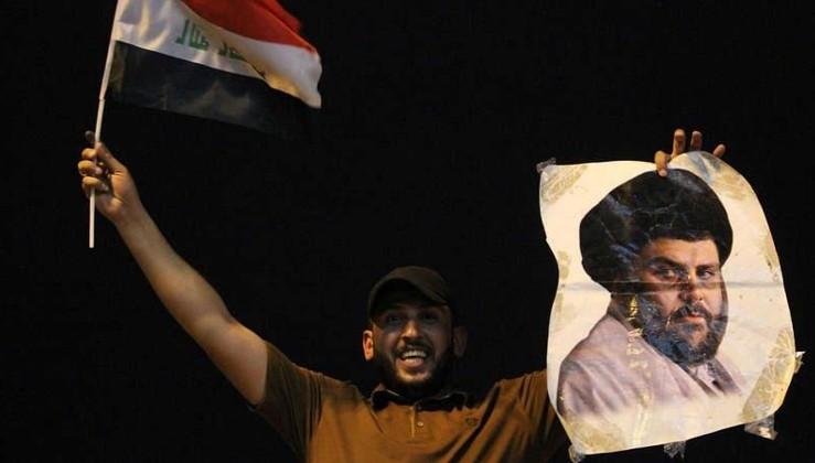Sadr çağrı yaptı, Iraklılar sokağa çıkıyor