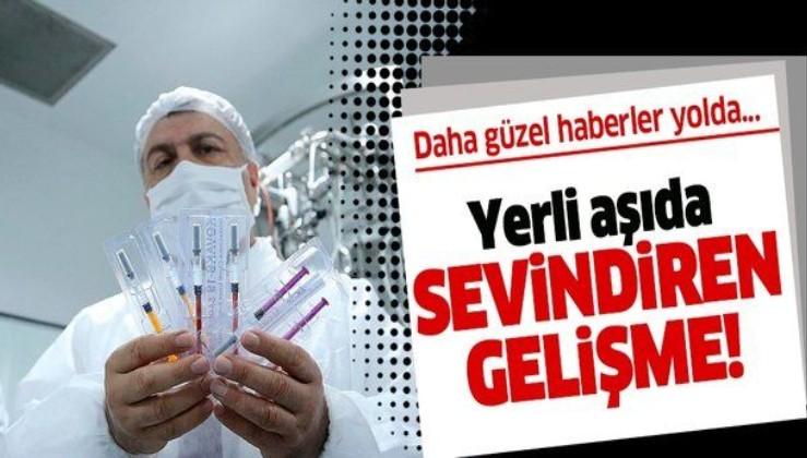 Son dakika: Sağlık Bakanı Fahrettin Koca'dan aşı müjdesi: Erciyes Üniversitesi'nde geliştirilen aşı 44 gönüllüye uygulandı