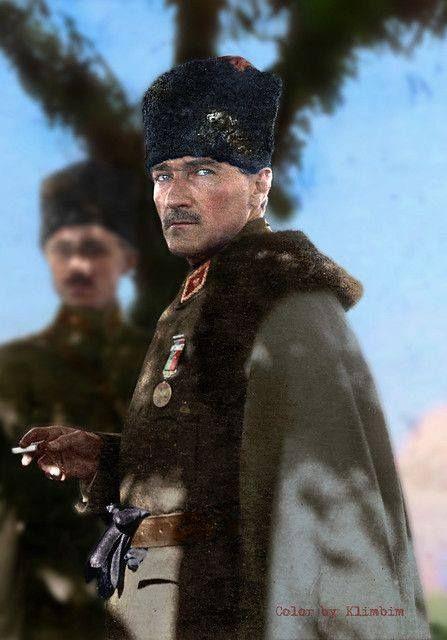 """Atatürk'ün, """"United Telegraph"""" gazetesi muhabirine Türk Bağımsızlık Savaşı'nın amaçlarını açıklayan demeci:"""