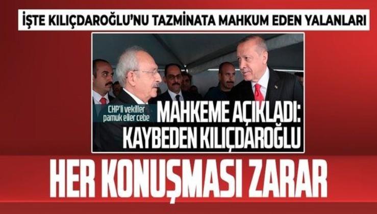 İşte Kemal Kılıçdaroğlu'nun 100 bin lira manevi tazminat ödemesine neden olan 'Tank Palet Fabrikası' yalanları ve gerçekler!
