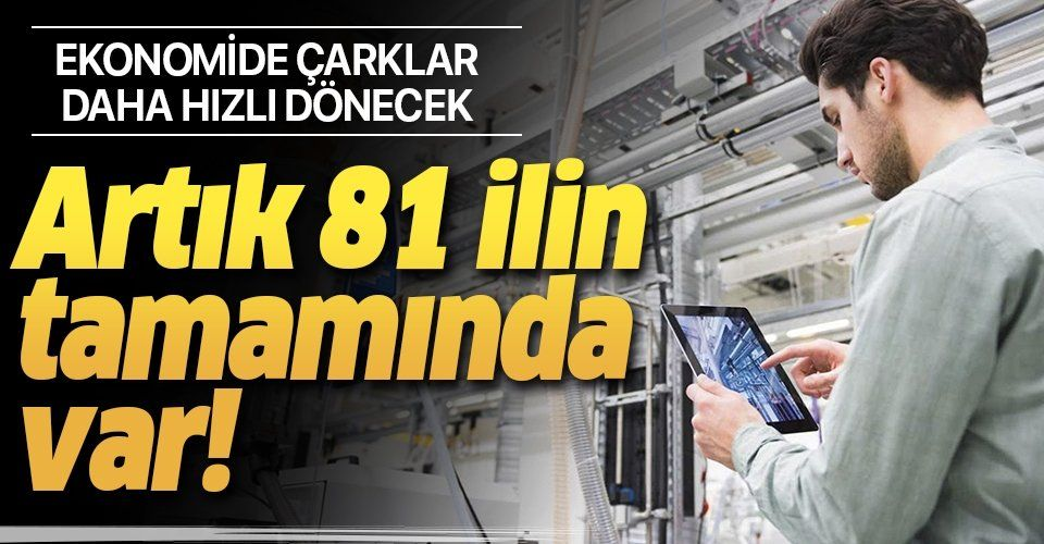 Son dakika: Sanayi ve Teknoloji Bakanı Mustafa Varank: