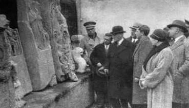 Türk Tarih Kurumu 90 yıl önce Mustafa Kemal'in direktifleriyle bugün kuruldu.(12 Nisan 1931)