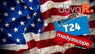 ABD'nin Türkiye'de Fonladığı Gazeteler