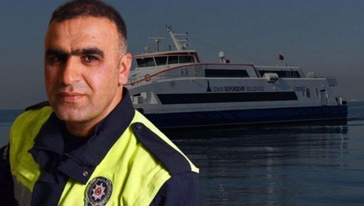 İzmir'in yeni feribotunun adı: Fethi Sekin