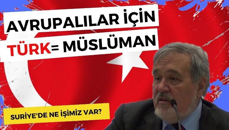 Müslüman olan Türkler ayakta kaldı ve devrim yaptı