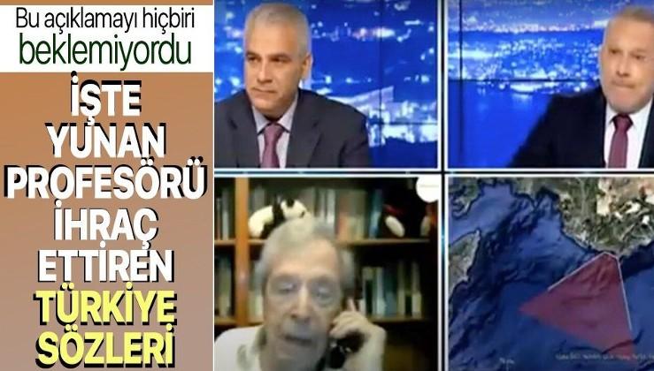 Yunan profesör Hristos Rozakis, 'Meis Türkiye'ye daha yakın' deyince Yüksek Bilim Konseyi'nden ihraç edildi