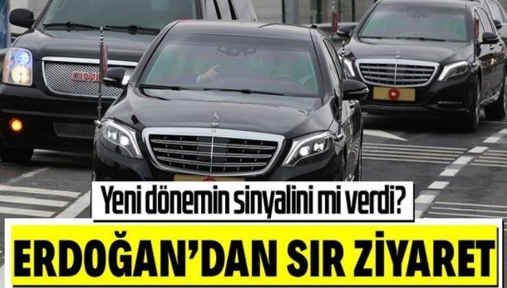 Erdoğan'ın peş peşe yaptığı ziyaretler ne anlama geliyor? Yeni dönemin sinyali mi?