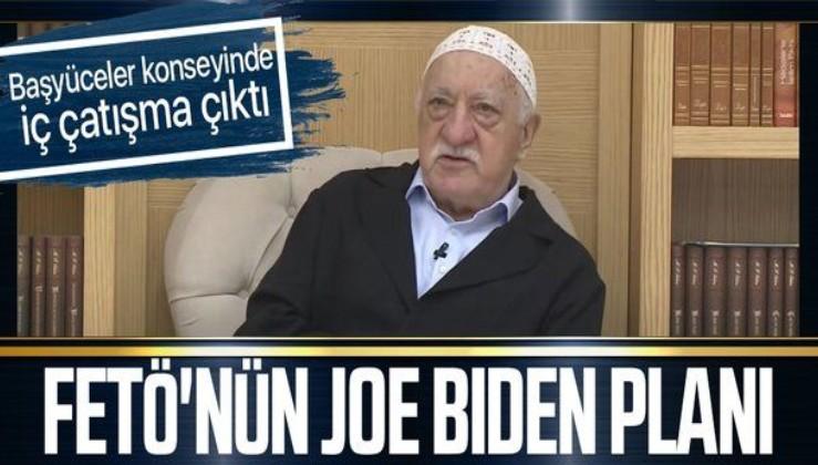 FETÖ, Joe Biden geldikten sonra ABD'deki faaliyetlerini arttırdı