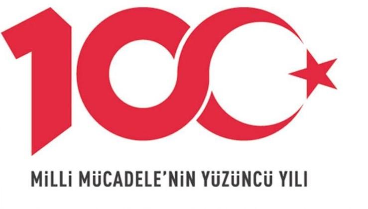 19 Mayıs 1919'un 100. yılına özel logo!