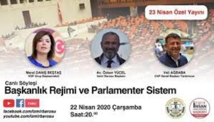 HDP yönetimindeki İzmir Barosu Yönetimi, PKK'nın katliamına karşı suskun!