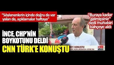 Muharrem İnce 'yeni parti' iddiaları sonrası ilk kez tv ekranında: Kim hain kim bölücü görecekler