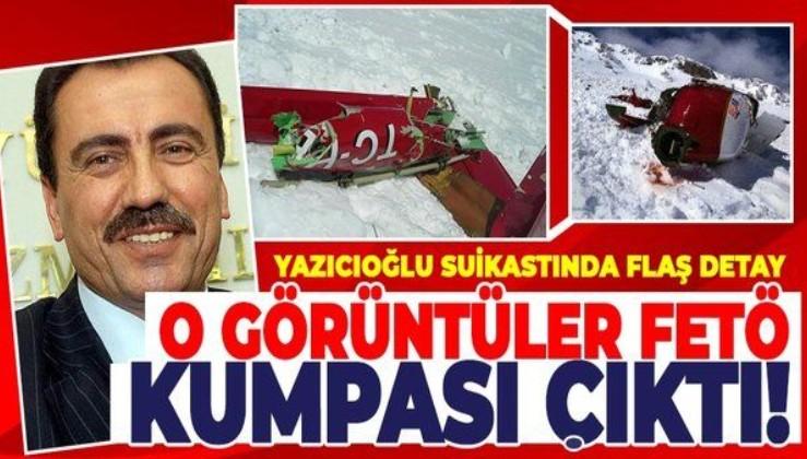 Muhsin Yazıcıoğlu suikastında flaş detay! O görüntüler FETÖ kumpası çıktı!