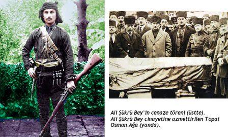Topal Osman'ın kellesini niye kestiler ?