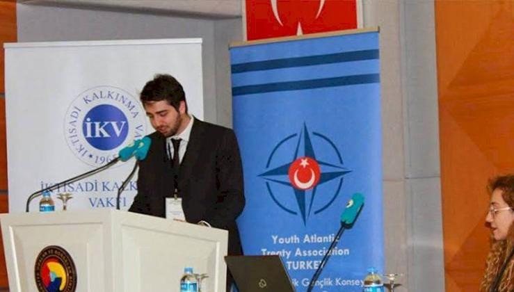 İyi Parti'nin NATO'cu gençliği Nihat Genç ve Erdem Atay'a saldırdı