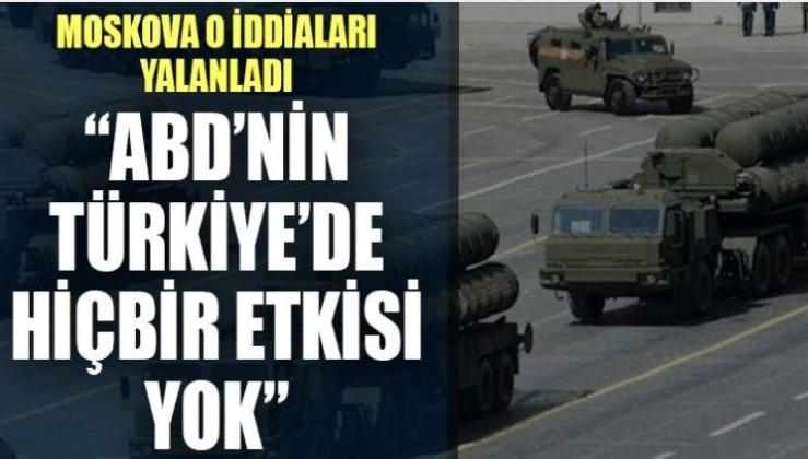 Kremlin'den Türkiye'deki S-400 uzmanlarıyla ilgili açıklama