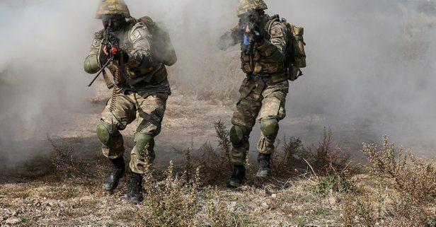 SON DAKİKA: MSB duyurdu: Fırat Kalkanı bölgesinde 6 PKK'lı etkisiz hale getirildi