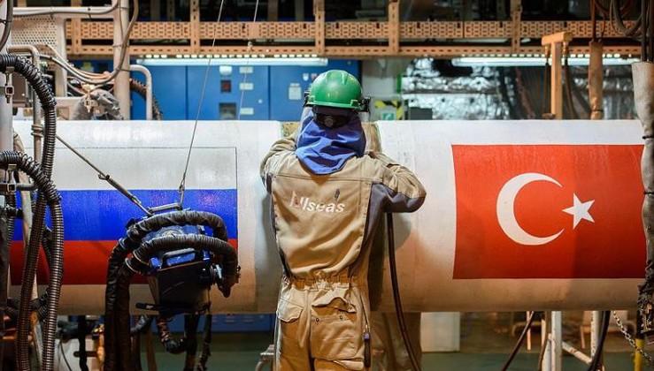 'Türkiye'nin gaz projeleri ticaret merkezi olmak için fırsat'