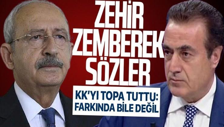 CHP eski Genel Başkan Yardımcısı Yılmaz Ateş'ten Kemal Kılıçdaroğlu'na zehir zemberek sözler