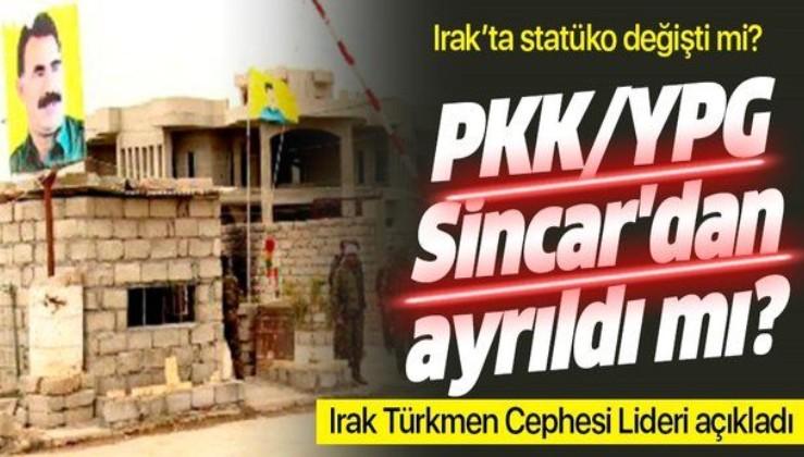 Irak Türkmen Cephesi Başkanı Erşat Salihi: PKK yer değiştirme taktiği yapıyor