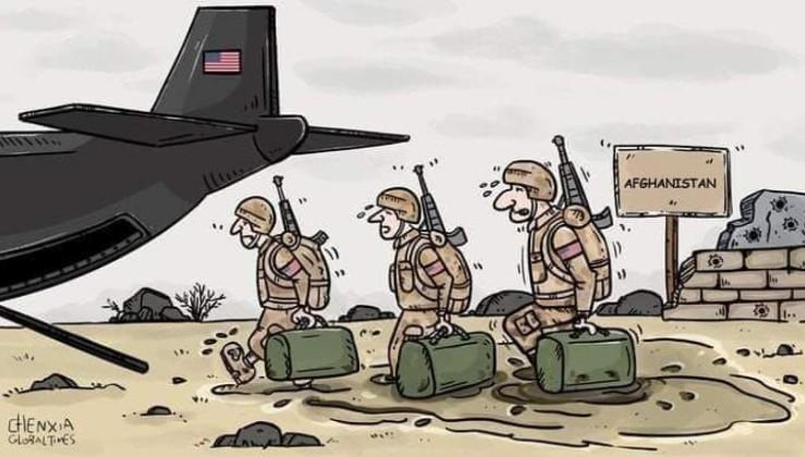 Taliban şaşkınlığı